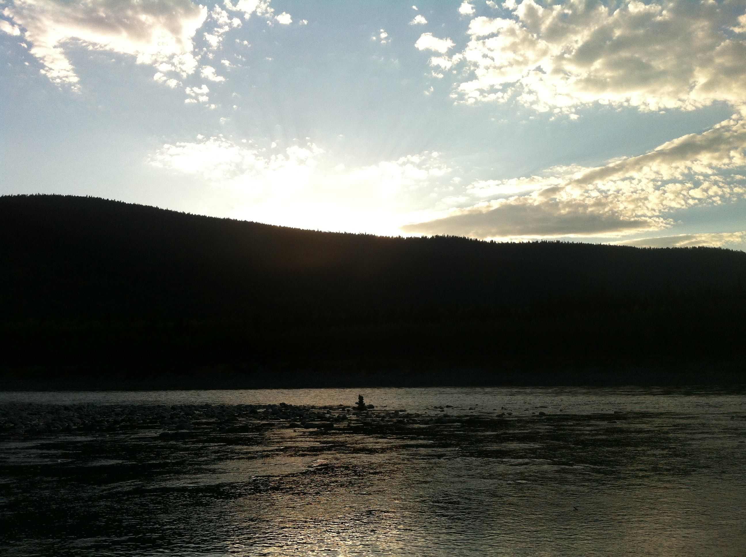 Ritchie Gitxsan Terrace Fishing Grounds